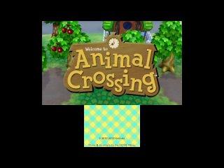 [Сладкий канал Мозга] Animal Crossing New Leaf #1 — Гигантский Эксклюзив {3DS} прохождение часть 1