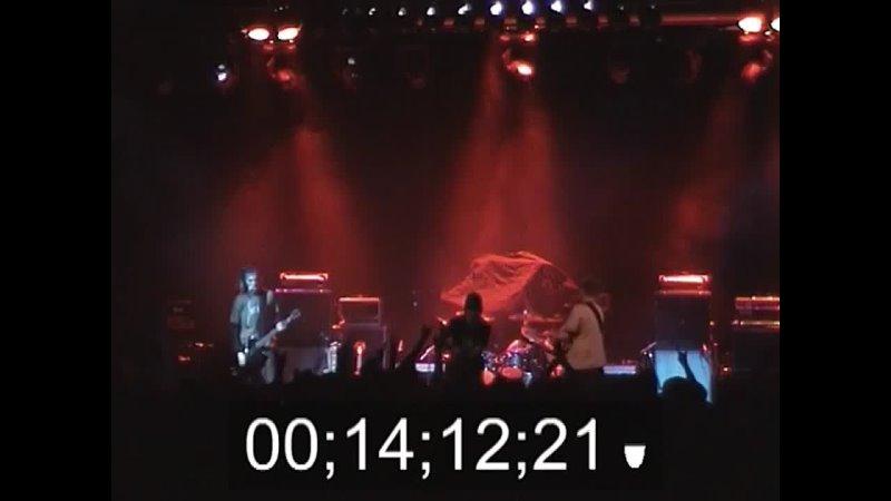 Headplate Live In Gothenburg Sweden 2001
