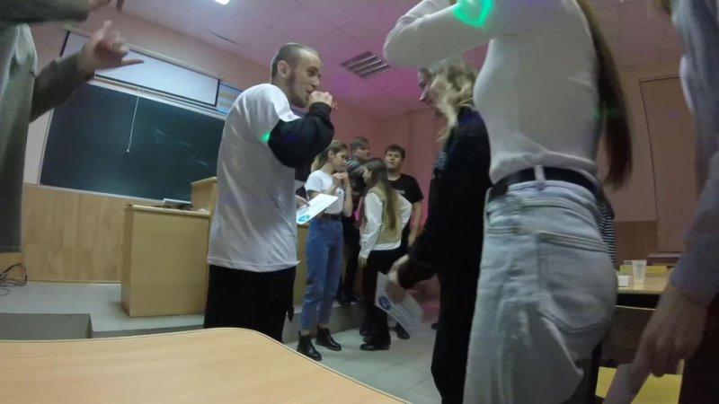 Веревочный курс ВЦ ПГУАС Пенза 2021