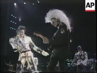 Michael Jackson 1996 Tunisia Reports