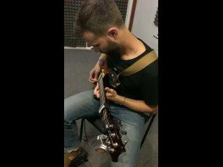 Recording solo for SE