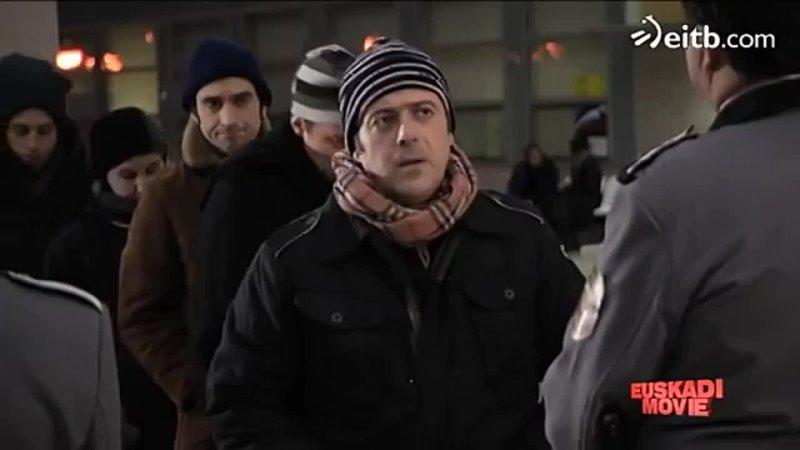 Detector de homosexuales en el aeropuerto de Sochi 360P mp4