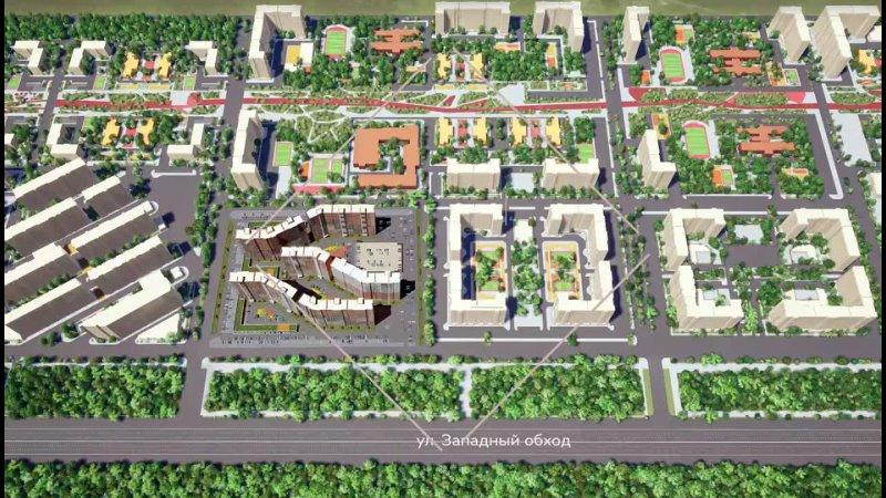Перспектива развития района