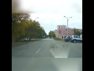 В Каменске-Уральском на перекрестке Каменска-Исетс...