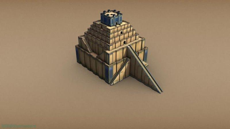 Раскрытие тайн Вавилона 2 Вавилонская башня Познавательный история исследования 2013