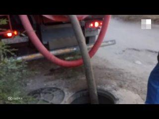 Волгоградец попытался уличить «Концессии водоснабжения» в незаконном сливе отходов