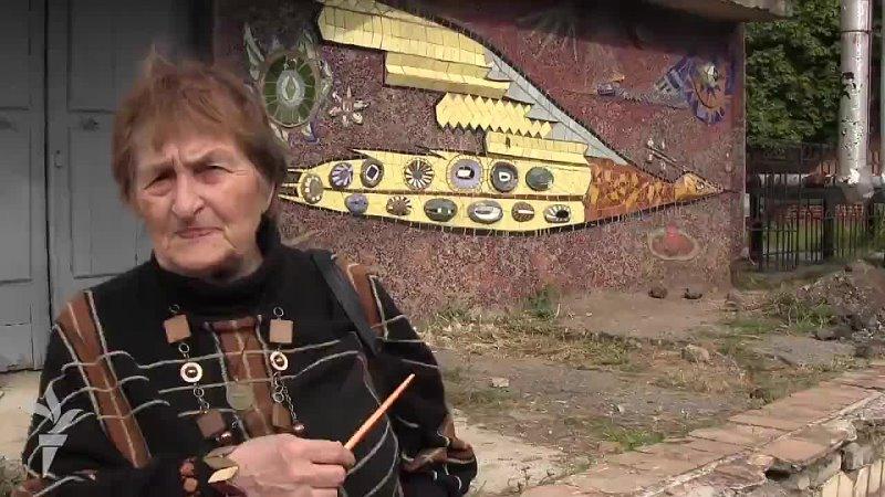 О чем рассказывают уникальные мозаики в Донецке