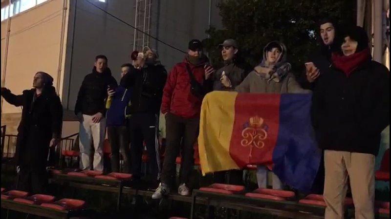 Видео от ФК Самсон U 21