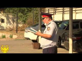 Алматы облысыны ПД / ДП Алматинской области kullancsndan video