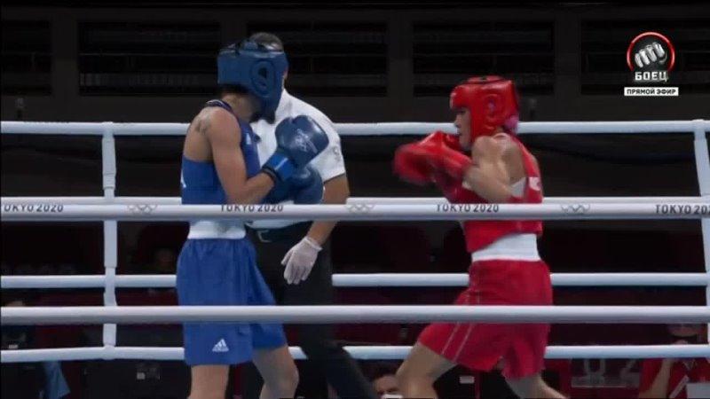бокс Олимпиада