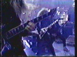 HEADBANGER'S BALL MTV 1990 RIKI RACHTMAN
