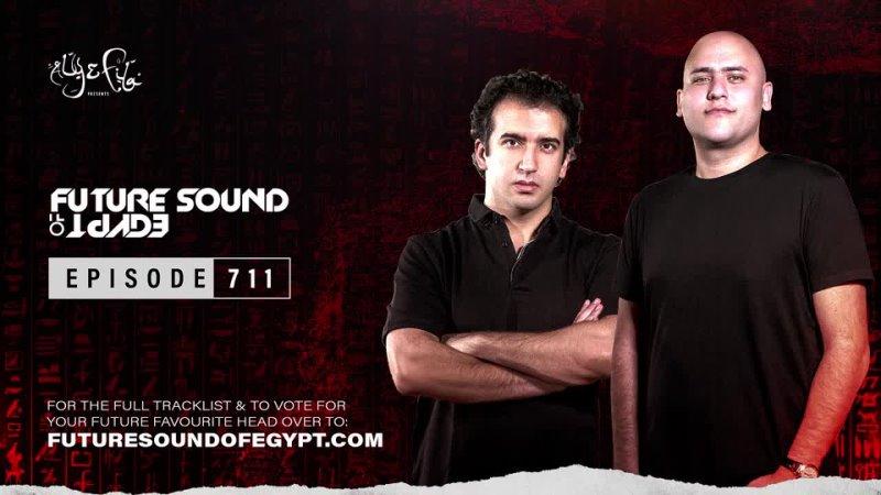 Aly Fila Future Sound of Egypt 711
