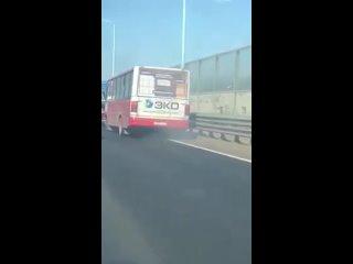 Автобусы «горят» на работе