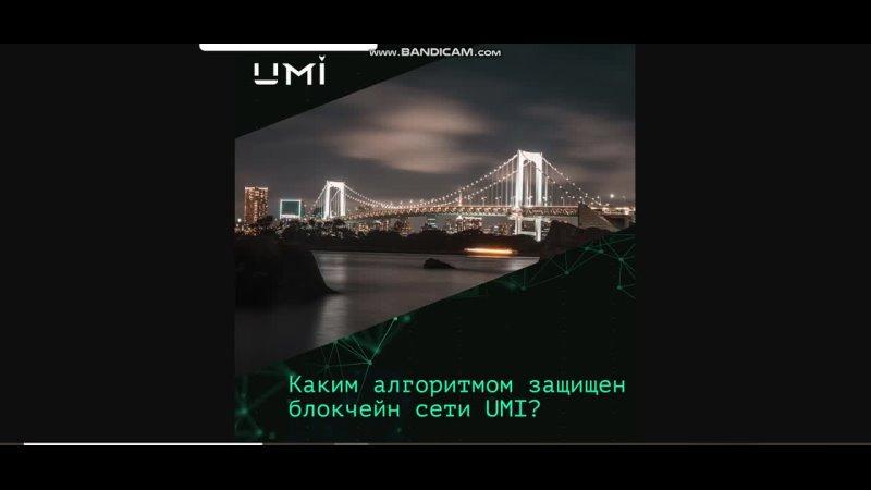 Технология Proof of Authority в сети UMI