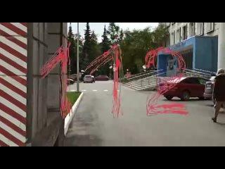 Новости РФ.Очевидцы сообщают о стрельбе в Пермском...