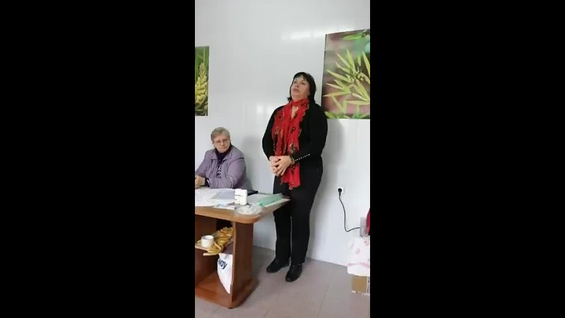 Видео от Елены Шаковой