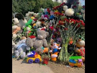 Одна могила на двоих: сбитых студенткой в Москве детей похоронили в закрытых гробах