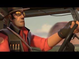 meet the sniper. начало ролика