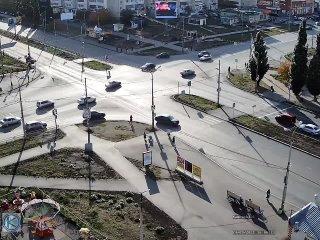 Сегодня, вечером на перекрестке Суворова-Каменская...