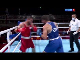 Нокаут и выход в полуфинал Олимпийский Игр. Чеченский нокаутер Имам Хатаев.