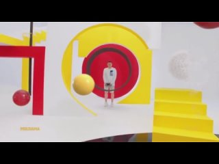 Две рекламные заставки СТС (2021) [Лето _ 1]