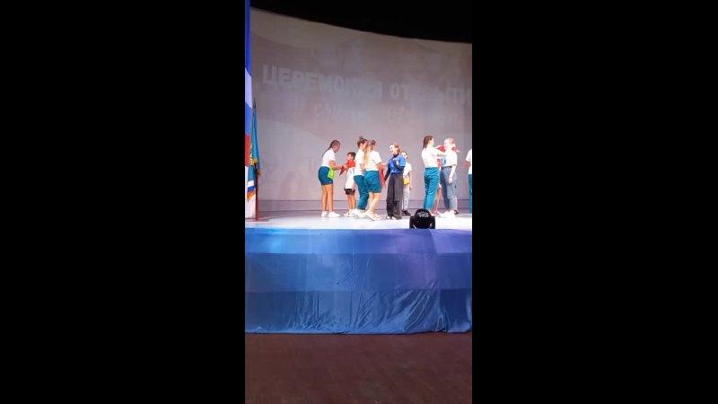 Видео от Детский лагерь Стремительный ВДЦ Орлёнок