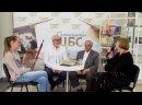 Литературное ток-шоу «Чёрное на белом» Юрий Иванов