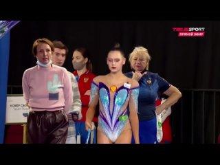 Trubnikova Hoop EF Russian Championship 2021
