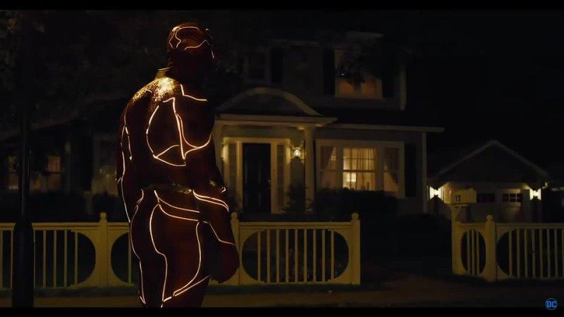 The Flash Teaser Trailer HD DC FanDome 2021 Keatons Batman Sneak Peek