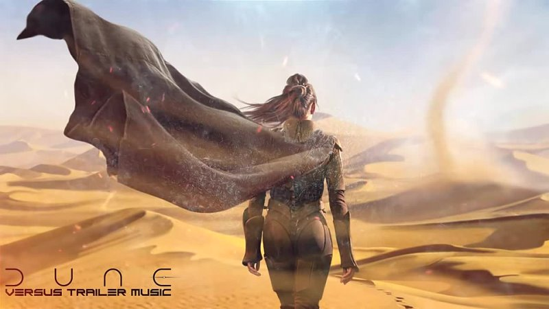 Versus Music Official DUNE 2020 Official Trailer Music FULL MAIN THEME SONG Eclipse