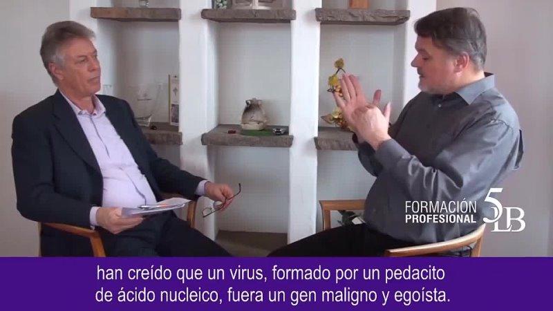 ENTREVISTA AL MEDICO VIOLOGO Y BIOLOGO STEFAN LANKA SEGUNDA PARTE