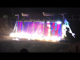 Metallica - Live In Pasadena 2017 (Full Concert)