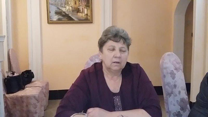 Видео от Наталии Поповой