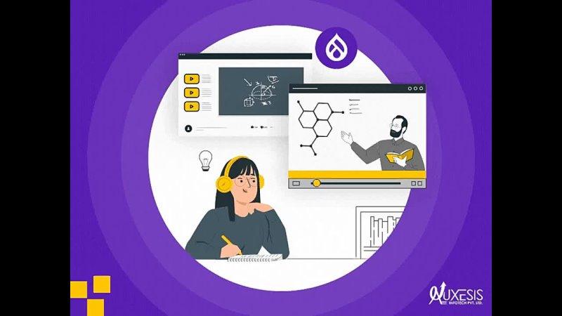 Drupal A perfect CMS platform for education portals