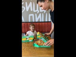 Видео от Паффин Пицца Севастополь   Пиццерии и доставка