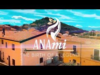 Wideo od Натуральная минеральная косметика Anaminerals