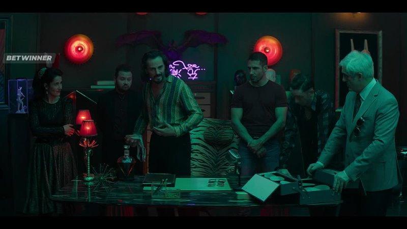 Красный дерматин Netflix 2 сезон 1 8 серия 2021 BaibaKo
