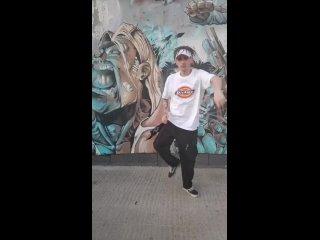 Александр Хаустов. Хип-хоп в Курске. Школа танцев Dance Life
