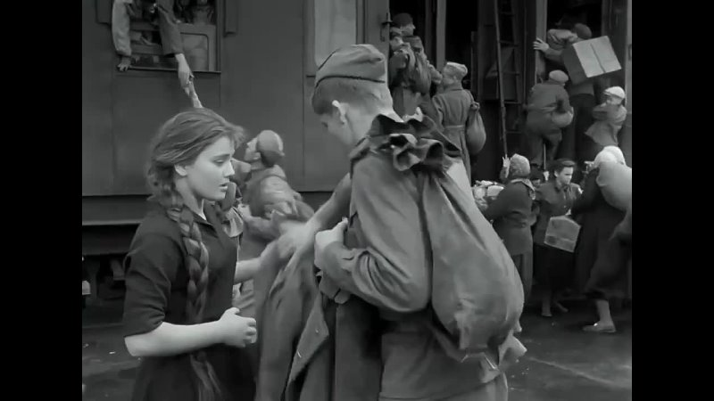Баллада о солдате 1959 военная драма реж Григорий Чухрай