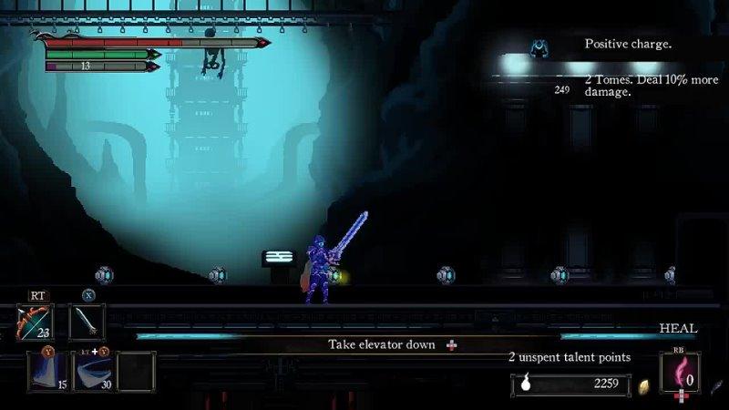 FightinCowboy Death's Gambit Walkthrough Part 8 Journey's End