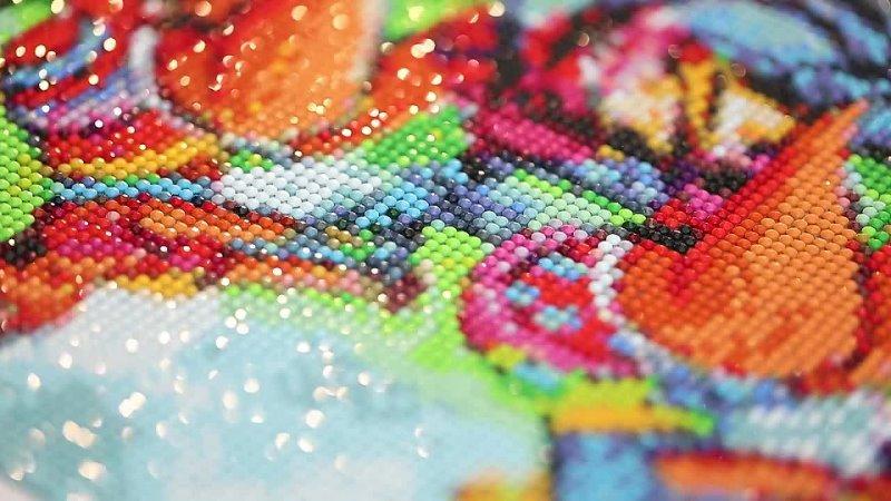 Алмазная живопись фантазия эльф наборы для вышивки