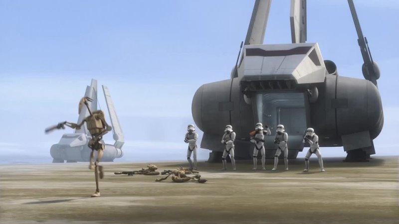 Нет нееет Дроид Звёздные войны для ВП