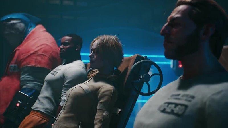 Отряд Самоубийц Убить Лигу Справедливости 2022 сюжетный трейлер