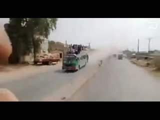 Idiots in trucks - Idiot of the year award goes to...