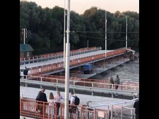 Коломна. Разводной мост