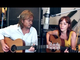 Chris und Susan Norman - sing Homeward Bound