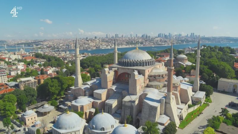 Bettany Hughes Treasures of the World S01 E05 Istanbul Channel 4 2021 UK ENG