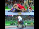 📝Оцените моменты со схваток Олимпийских игр в Рио 🇧🇷⠀