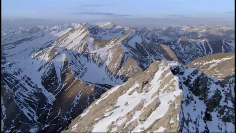 Планета Земля BBC 2 я серия Горы Mountains