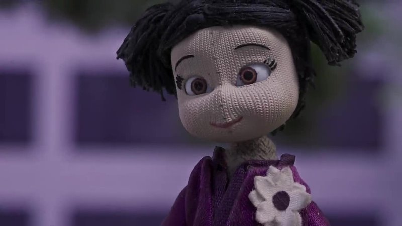 Rag Doll Award winning Stop Motion Animation 布娃娃 獲獎定格動畫短片